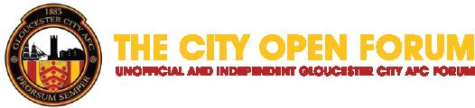 The City Open Forum